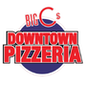 Big C's Downtown Pizzeria logo