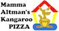 Mamma Altman's Kangaroo Pizza logo