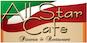 All Star Cafe & Pizza logo