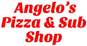 Angelo's Pizza & Sub Shop logo
