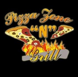 Pizza Zone N Grill logo