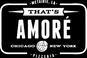 That's Amore Pizzeria logo