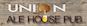 Union Ale House Pub logo