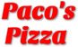 Paco's Pizza logo