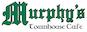 Murphy's Townhouse Cafe logo