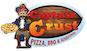 Captain Crust Pizza logo