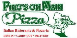 Pino's on Main Pizza