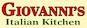 Giovanni's Italian Kitchen & Pizza logo