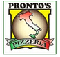 Pronto's New York Pizzeria logo