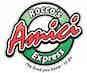 Rocco's Amici Express Pizzeria logo