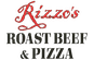 Rizzo's Roast Beef logo