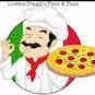 Lombardough's Pizza & Pasta logo