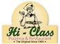 Hi-Class Pizza logo