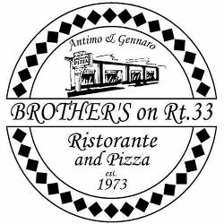 Brother's Pizza on Rt 33