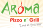 Aroma Pizza N' Grill logo