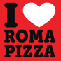 Roma Pizza logo