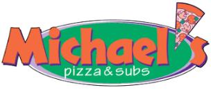 Michael's Pizza & Subs logo