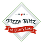 Pizza Blitz Of Quarry Lake logo