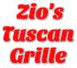 Zio's Tuscan Grille logo