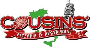 Cousins' Pizzeria & Restaurant