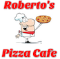 Roberto's Pizza Cafe logo