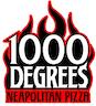 1000 Degrees Neapolitan Pizzeria logo