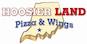 Hoosier Land Pizza & Wings logo