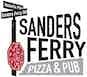 Sanders Ferry Pizza & Pub logo