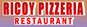 Ricoy Pizzeria & Restaurant logo
