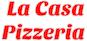La Casa Pizzeria logo