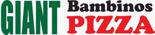 Giant Bambino's Pizza II