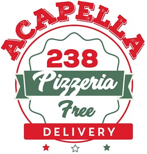 Acapella 238 Pizzeria - Bronx - Menu & Hours - Order Delivery (5% off)