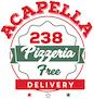 Acapella 238 Pizzeria logo