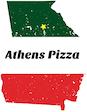 Athens Pizza logo