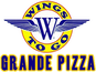 Wings To Go & Grande Pizza logo