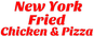 New York Fried Chicken & Pizza logo