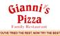 Gianni's Pizza Family Restaurant logo