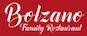Bolzanos Italian Restaurant & Pizzeria logo