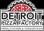 Detroit Pizza Factory logo