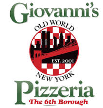 Giovanni's Old World New York Pizzeria logo
