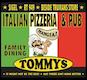 Tommys Italian Pizzeria & Pub logo