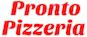 Pronto Pizzeria logo
