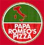 Papa Romeo's Pizza logo