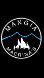 Mangia Macrina's Wood Fired Pizza logo