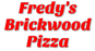 Fredy's Brickwood Pizza logo