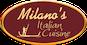 Milano's Italian Cuisine logo