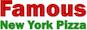 Famous NY Pizza logo