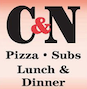 C & N Pizza logo