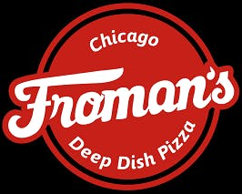 Froman's Chicago Deep Dish Pizza