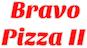 Bravo Pizza II logo